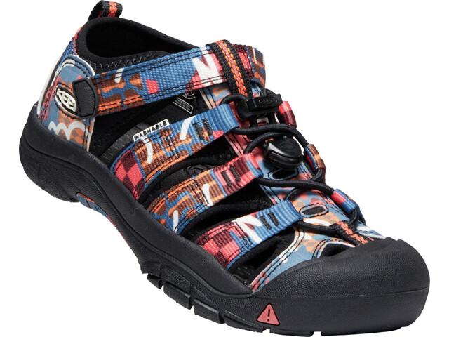 Keen Newport H2 Sandals Kids black/multi